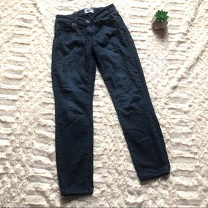Paige Mid Rise Verdugo Skinny Ankle Jeans